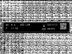 Miru 1 Month Menicon Multifocal (6 čoček)