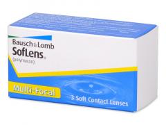 SofLens Multi-Focal (3čočky)