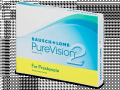 PureVision 2 for Presbyopia (3 čočky)