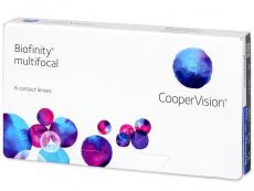Biofinity Multifocal (6čoček)