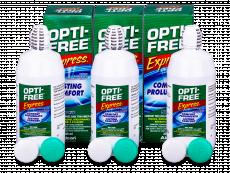 Roztok OPTI-FREE Express 3x355ml