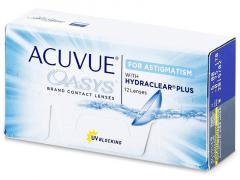 Acuvue Oasys for Astigmatism (12čoček)