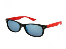 Dětské sluneční brýle Alensa Sport Black Red Mirror