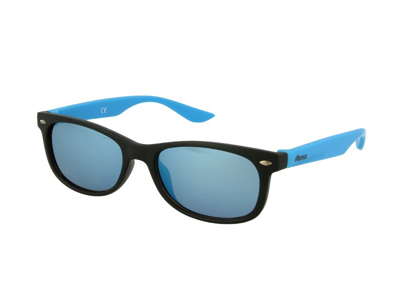 Dětské sportovní sluneční brýle Alensa černomodré