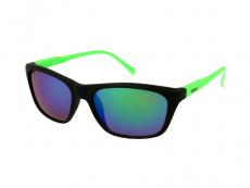 Sportovní sluneční brýle Alensa černozelené