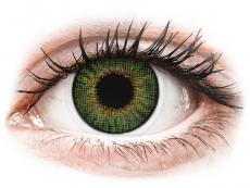 Air Optix Colors - Green - dioptrické (2čočky)