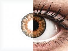 Air Optix Colors - Honey - nedioptrické (2 čočky)