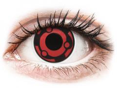 ColourVUE Crazy Lens - Madara - nedioptrické (2 čočky)