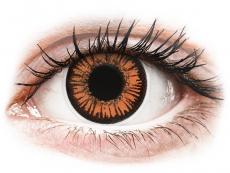 ColourVUE Crazy Lens - Twilight - nedioptrické (2 čočky)