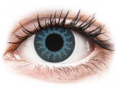 ColourVUE Crazy Lens - Solar Blue - dioptrické (2čočky)