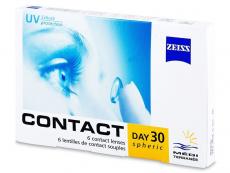 Carl Zeiss Contact Day 30 Spheric (6čoček)