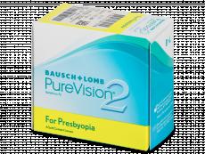 PureVision 2 for Presbyopia (6čoček)