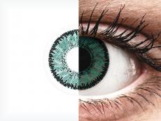 SofLens Natural Colors Jade - nedioptrické (2čočky)