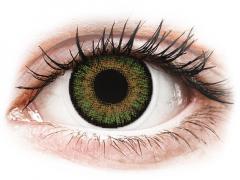 FreshLook One Day Color Green - nedioptrické (10čoček)