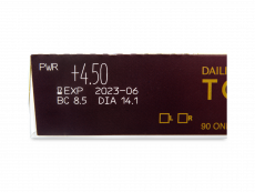 Dailies TOTAL1 (90čoček)