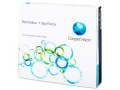 Biomedics 1 Day Extra (90čoček)