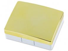 Elegantní kazetka - zlatá