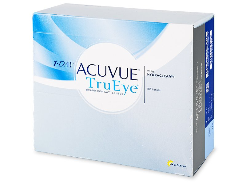 1 Day Acuvue TruEye (180čoček)