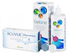 Acuvue Oasys (12 čoček) + roztok Gelone 360 ml