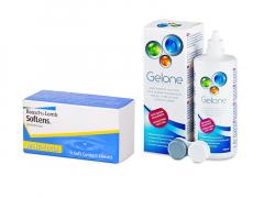 SofLens Multi-Focal (3 čočky) + roztok Gelone 360 ml