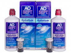 Roztok AO SEPT PLUS HydraGlyde 2 x 360ml