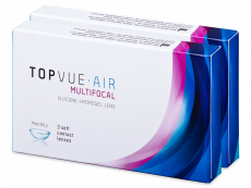 TopVue Air Multifocal (6 čoček)