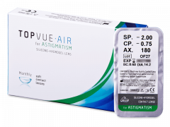 TopVue Air for Astigmatism (1čočka)