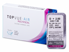 TopVue Air Multifocal (1 čočka)