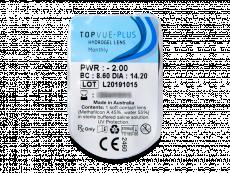 TopVue Plus (6 čoček)