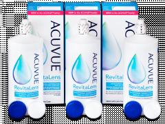 Roztok Acuvue RevitaLens 3x 360 ml