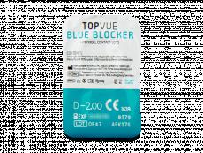 TopVue Blue Blocker (30 čoček)