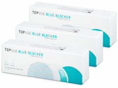 TopVue Blue Blocker (90 čoček)