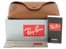 Ray-Ban Justin RB4165 - 865/T5 POL