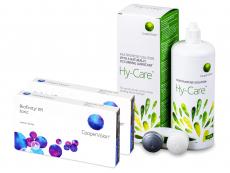 Biofinity XR Toric (2x 3 čočky) + roztok Hy-Care 360 ml ZDARMA