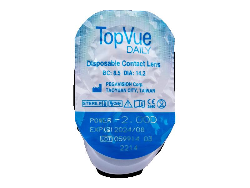 TopVue Daily (90 čoček)