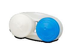 Pouzdro na čočky Antibakteriální modré