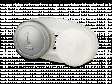 Pouzdro na čočky Antibakteriální šedé