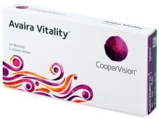 Avaira Vitality (3 čočky)