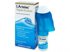 Oční kapky Artelac TripleAction 10 ml