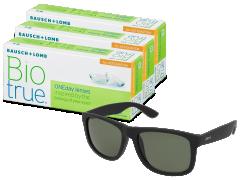 Biotrue ONEday for Astigmatism (90 čoček) + sluneční brýle Alensa ZDARMA