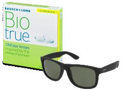 Biotrue ONEday for Presbyopia (90 čoček) + sluneční brýle Alensa ZDARMA