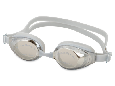 Plavecké brýle Neptun - stříbrné