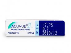 Acuvue 2 (6čoček)
