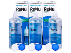 Roztok ReNu MultiPlus 3 x 360 ml