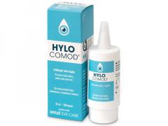 Oční kapky HYLO-COMOD 10 ml
