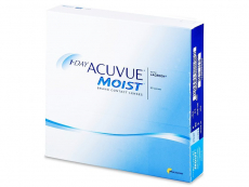 1 Day Acuvue Moist (90 čoček)