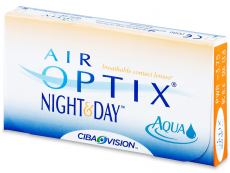 Air Optix Night and Day Aqua (6 čoček)